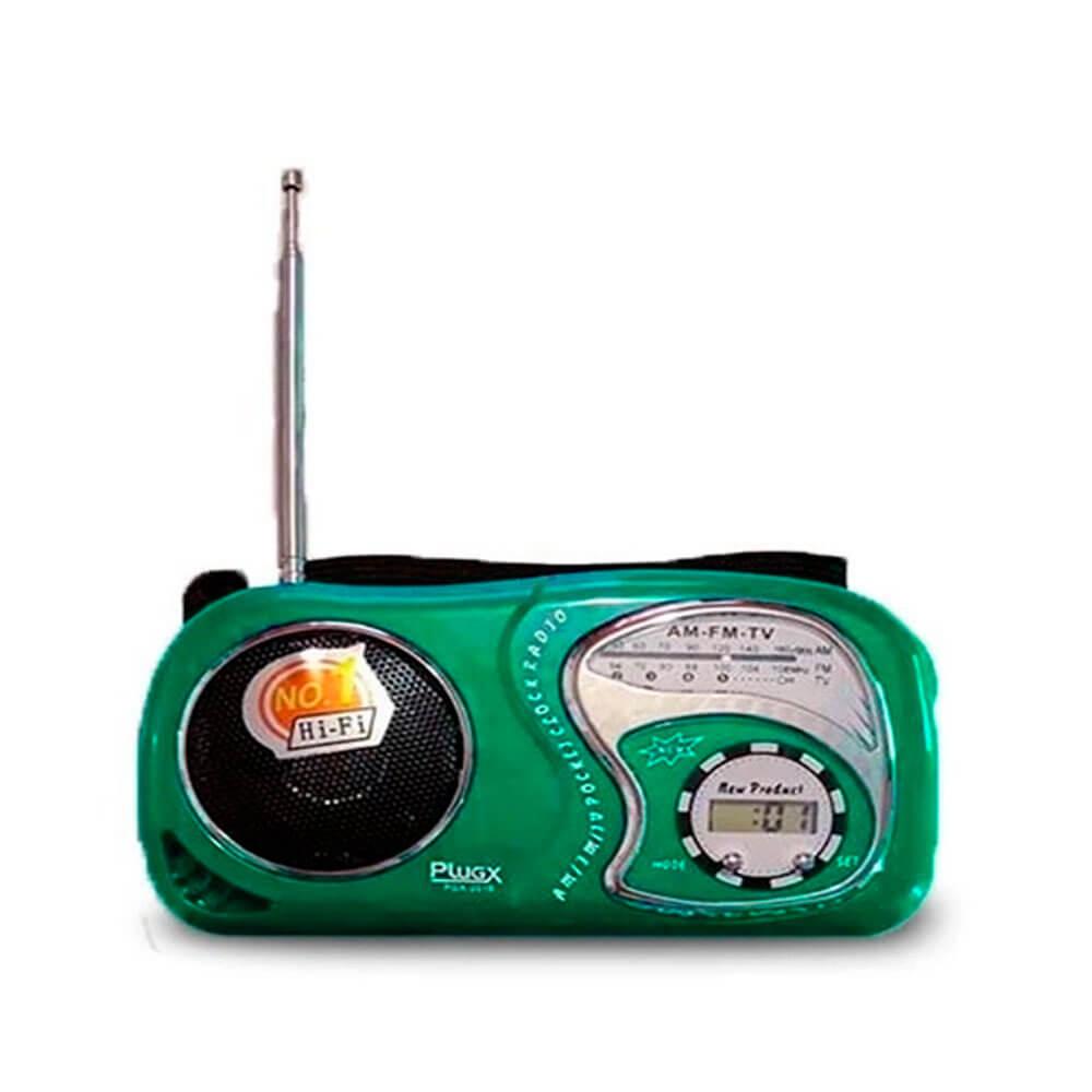 Rádio de Bolso PGX-2019 Plugx
