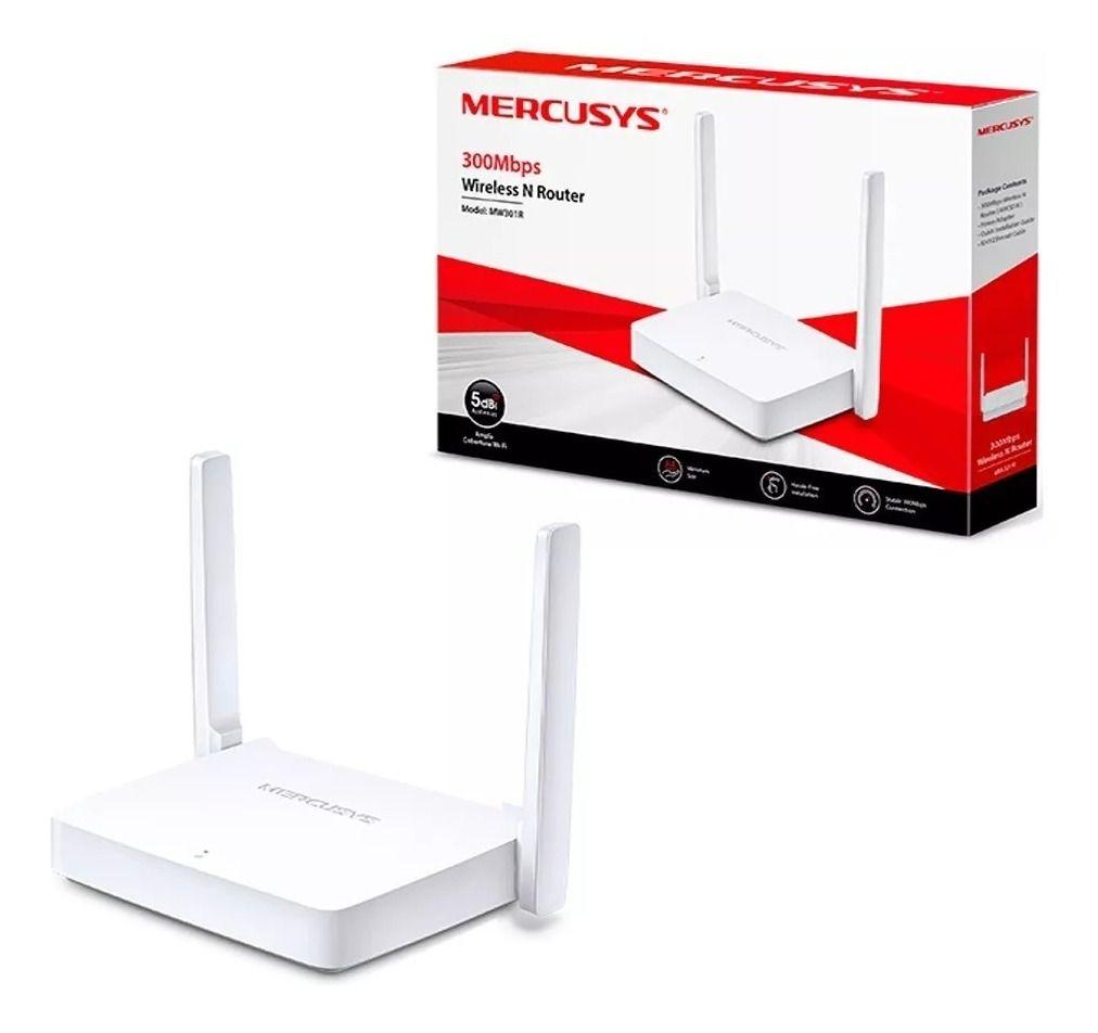 Roteador 300Mbps MW301R Mercusys