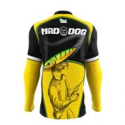 Camisa de Pesca - Estampa Mad Dog