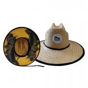 Chapéu de Palha - Estampa Traíra