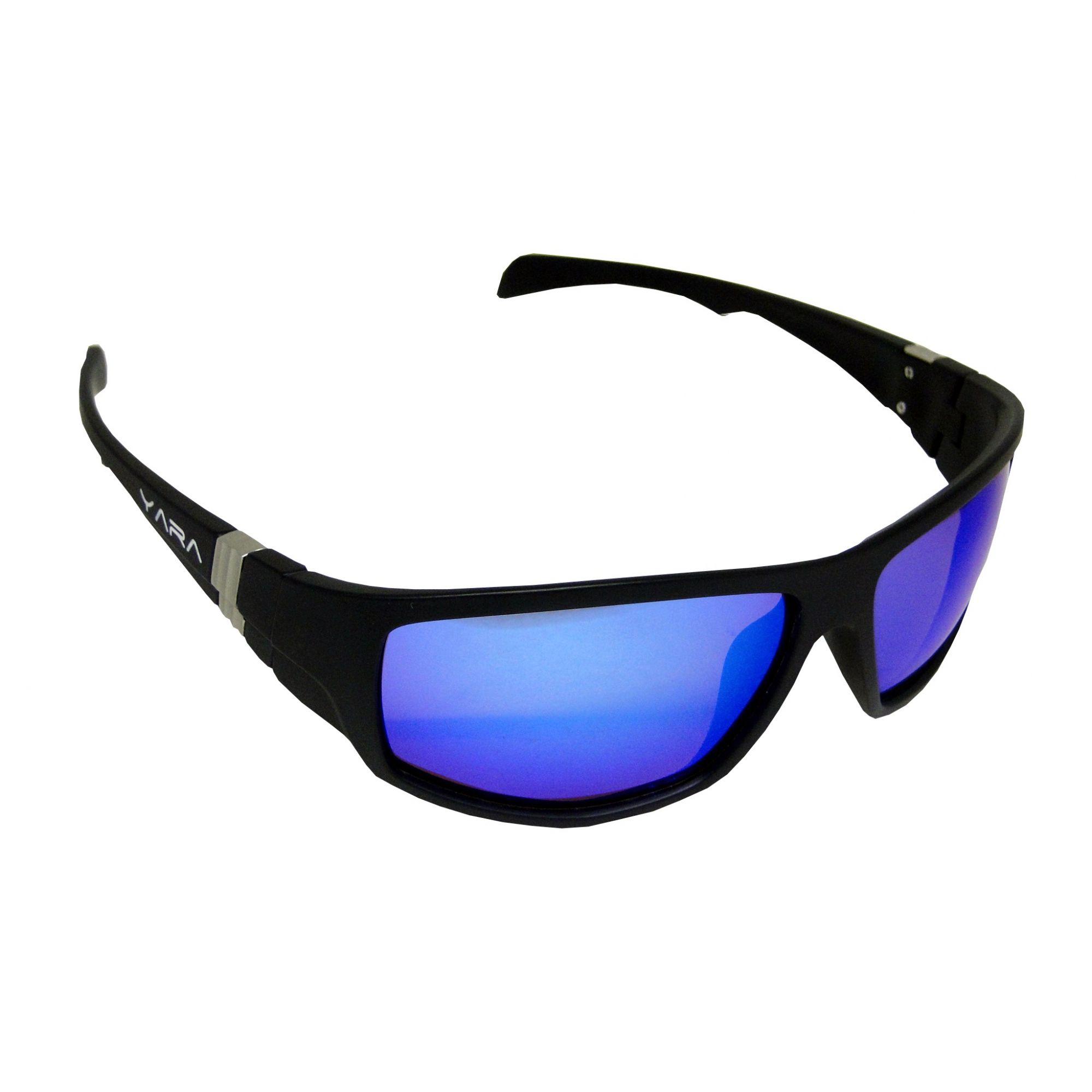 Óculos de sol polarizado - Dark Vision 01853 - Lente Azul Espelhado