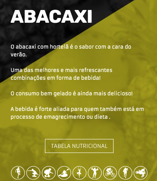 LIFE H2O PROTEIN DRINK - ABACAXI  C/ HORTELÃ  - PACK COM 6