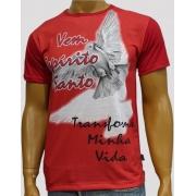 Camiseta Espirito Santo Vermelho