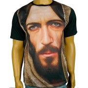 Camiseta Face de Cristo Color