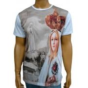 Camiseta Fatima Coroa