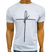 Camiseta Fé Branca