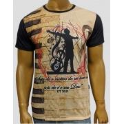 Camiseta Louvor Preto