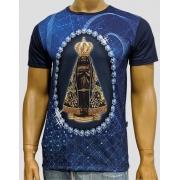 Camiseta Nossa Senhora Aparecida Marinho