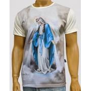 Camiseta Nossa Senhora das Graças Lateral
