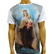 Camiseta Nossa Senhora do Carmo