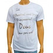 Camiseta O Possível Branco
