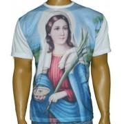 Camiseta Santa Luzia