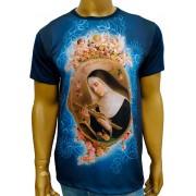 Camiseta Santa Rita Azul