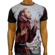 Camiseta São Francisco de Assis