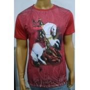 Camiseta São Jorge Color Novo