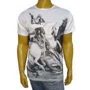 Camiseta São Jorge Mono Branco