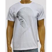 Camiseta Virgem do Silêncio Branca