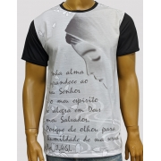Camiseta Virgem do Silêncio Nova