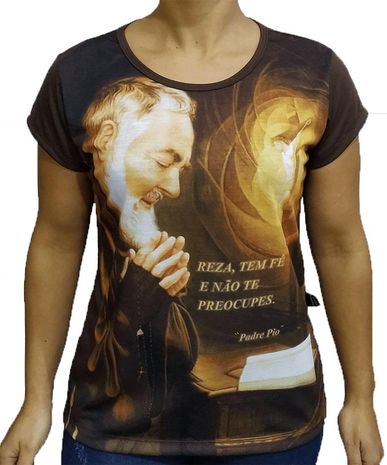 Baby Look Padre Pio