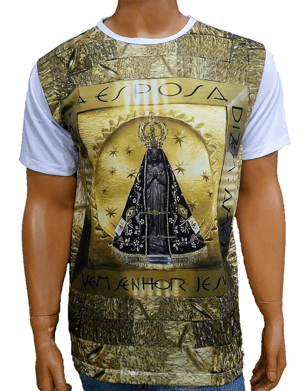 Camiseta Aparecida Nicho