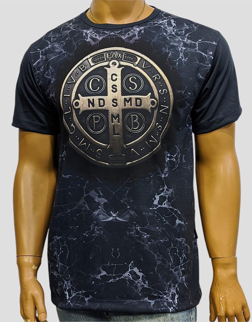 Camiseta Bento Medalha Novo