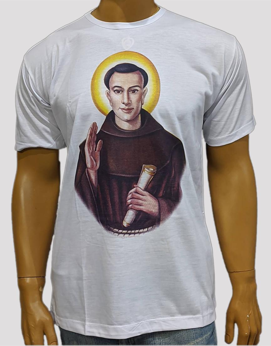 Camiseta Frei Galvão