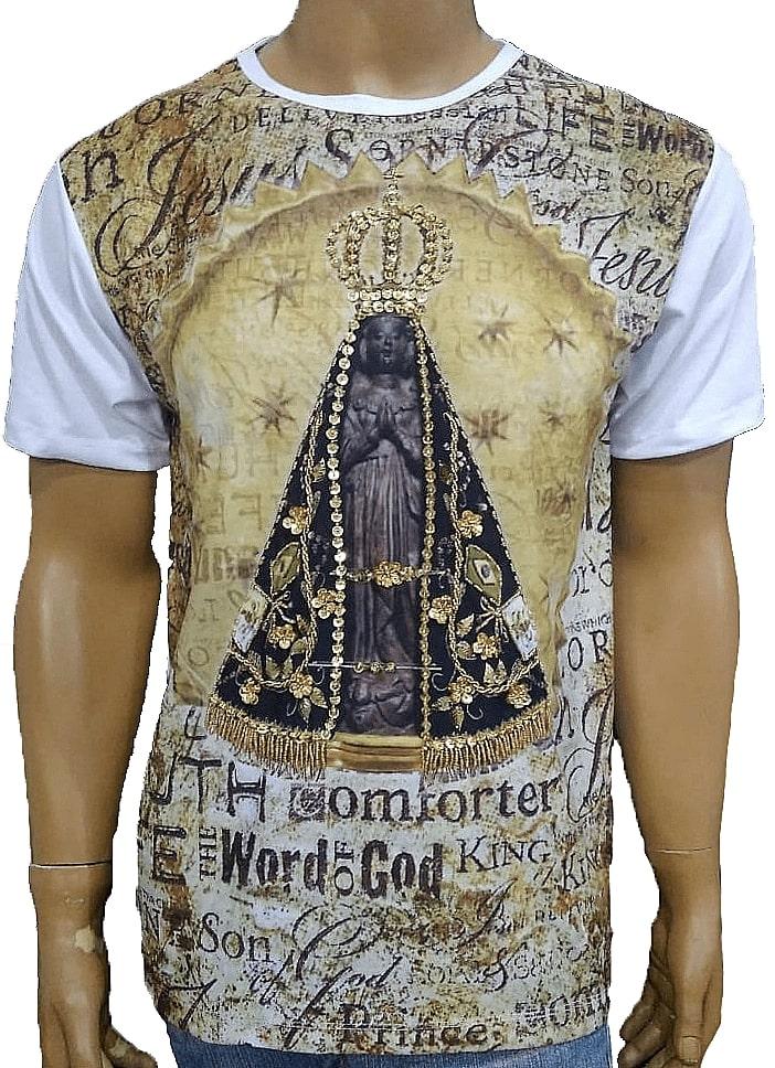 Camiseta Nicho Nova Bordada