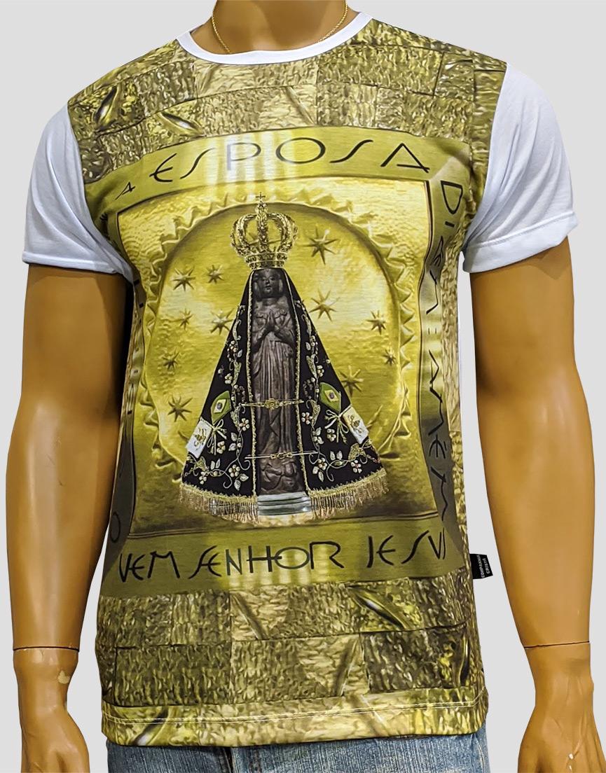 Camiseta Nossa Senhora Aparecida Nicho