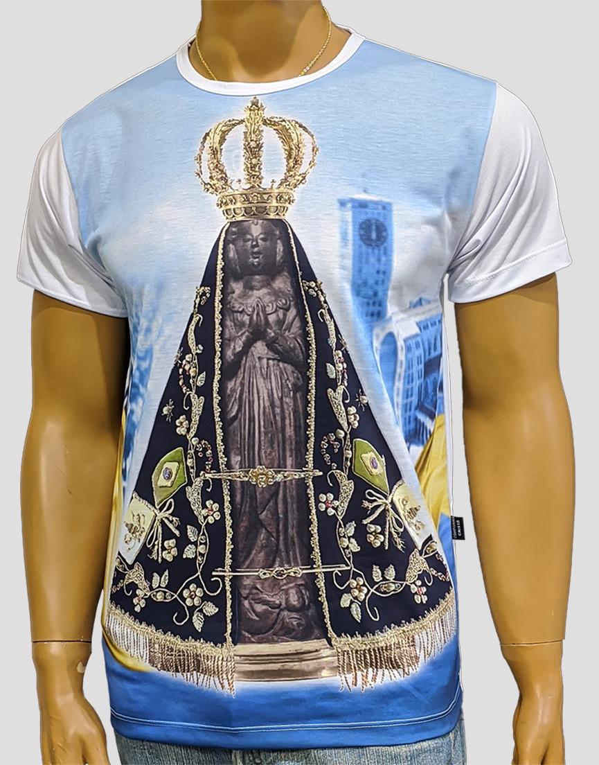 Camiseta Nossa Senhora Aparecida Novena 2013