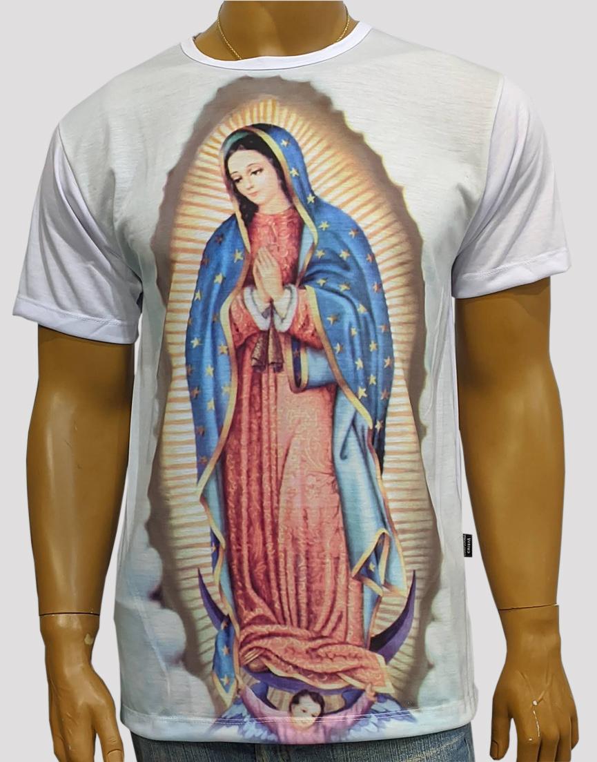 Camiseta Nossa Senhora Guadalupe Antiga