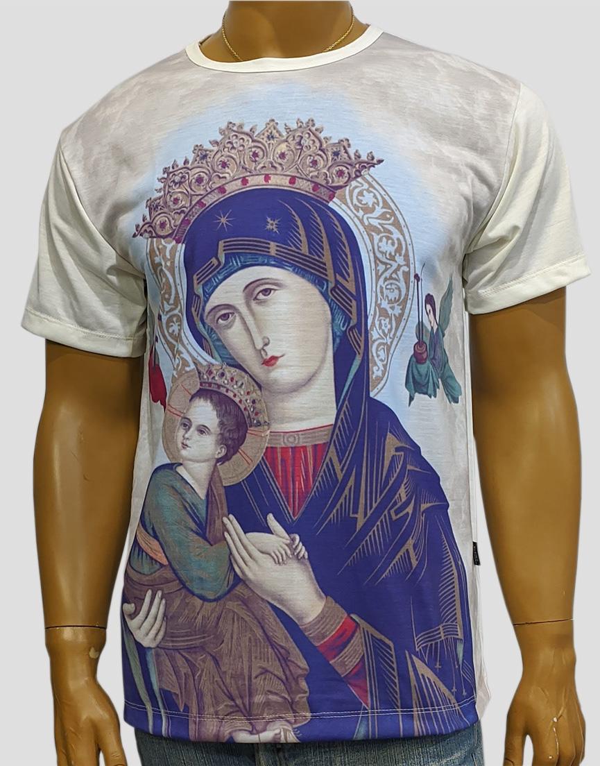 Camiseta Perpétuo Socorro Antiga