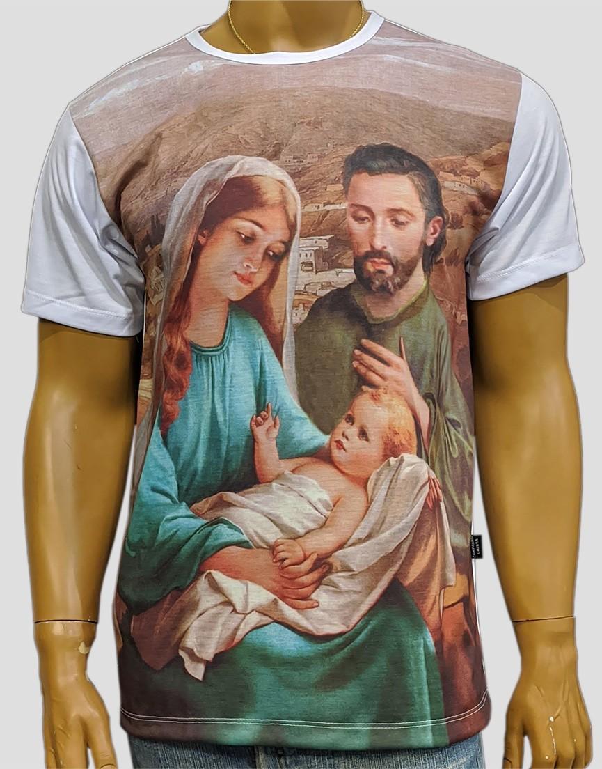Camiseta Sagrada Família Antiga