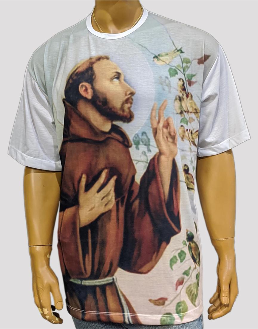 Camiseta São Francisco Antigo