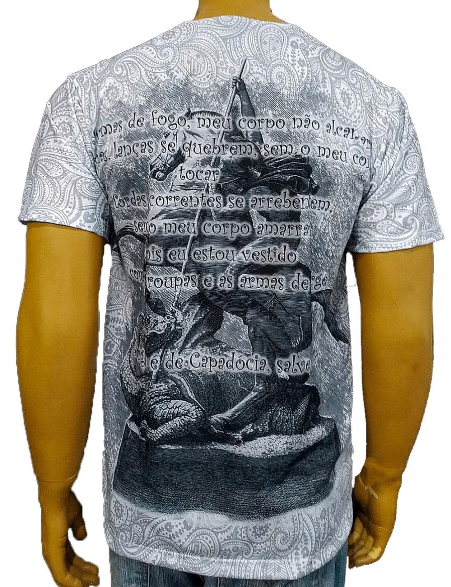 Camiseta São Jorge Indiano
