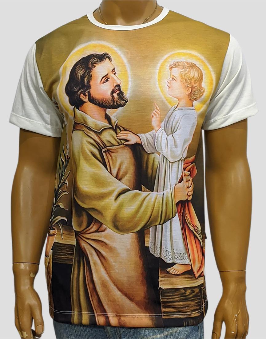 Camiseta São José Novo