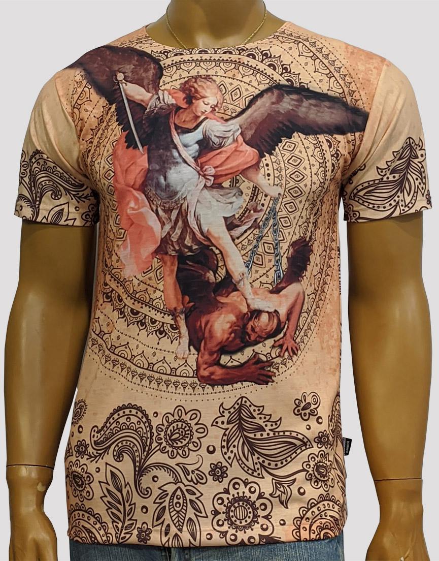 Camiseta São Miguel Indiano