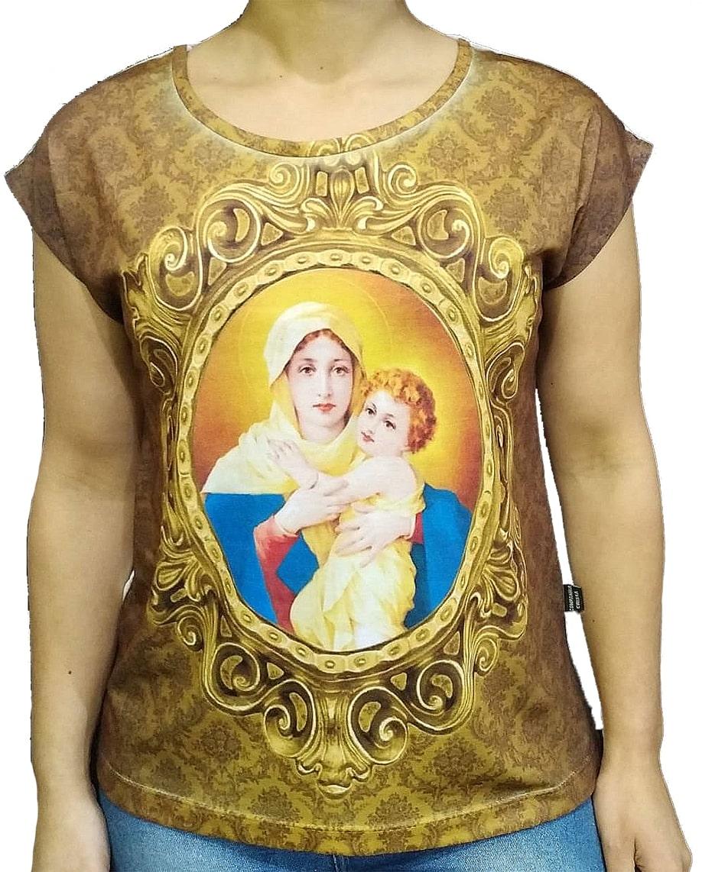 Jap. de Bali Mãe Rainha Moldura