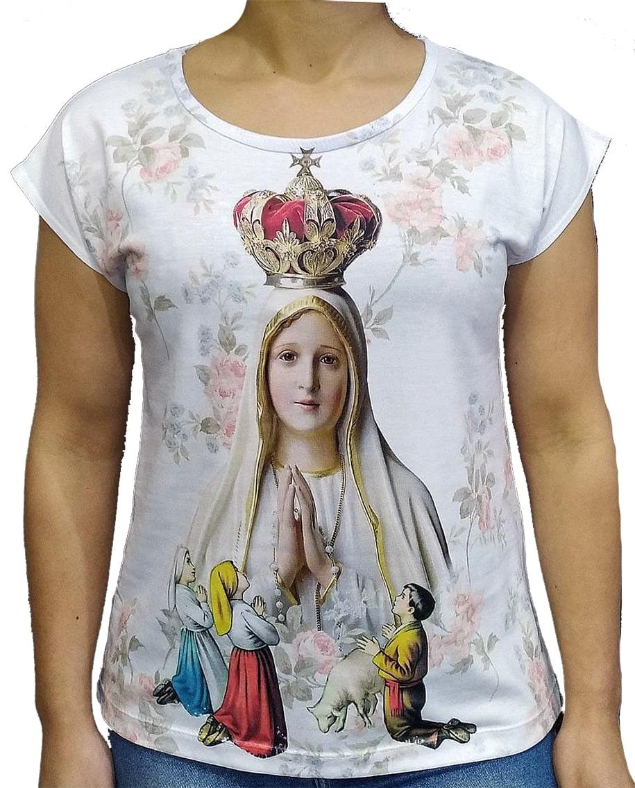 Jap. de Bali Nossa Senhora de Fatima Branca