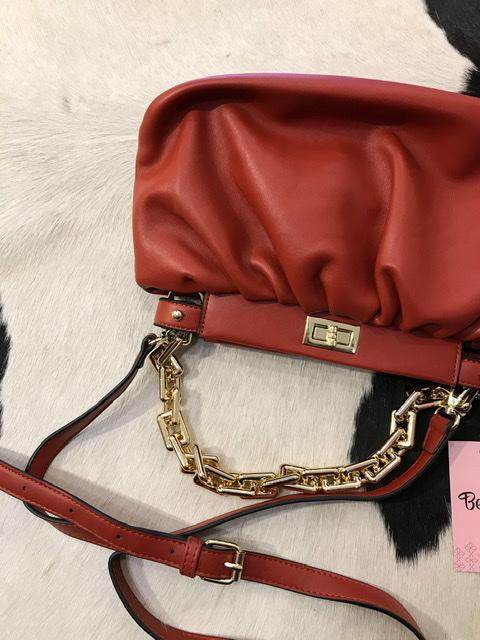 Bolsa Charlotte Vermelha
