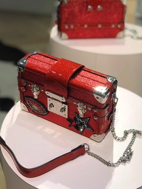 Bolsa Petite Vermelha