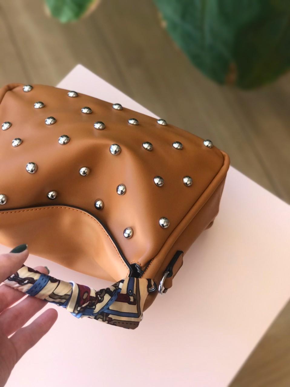 Bolsa Queen Caramelo