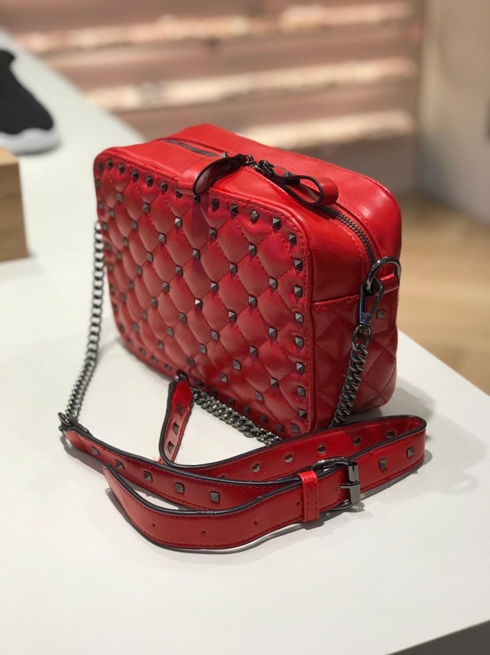 Bolsa Tina Vermelha