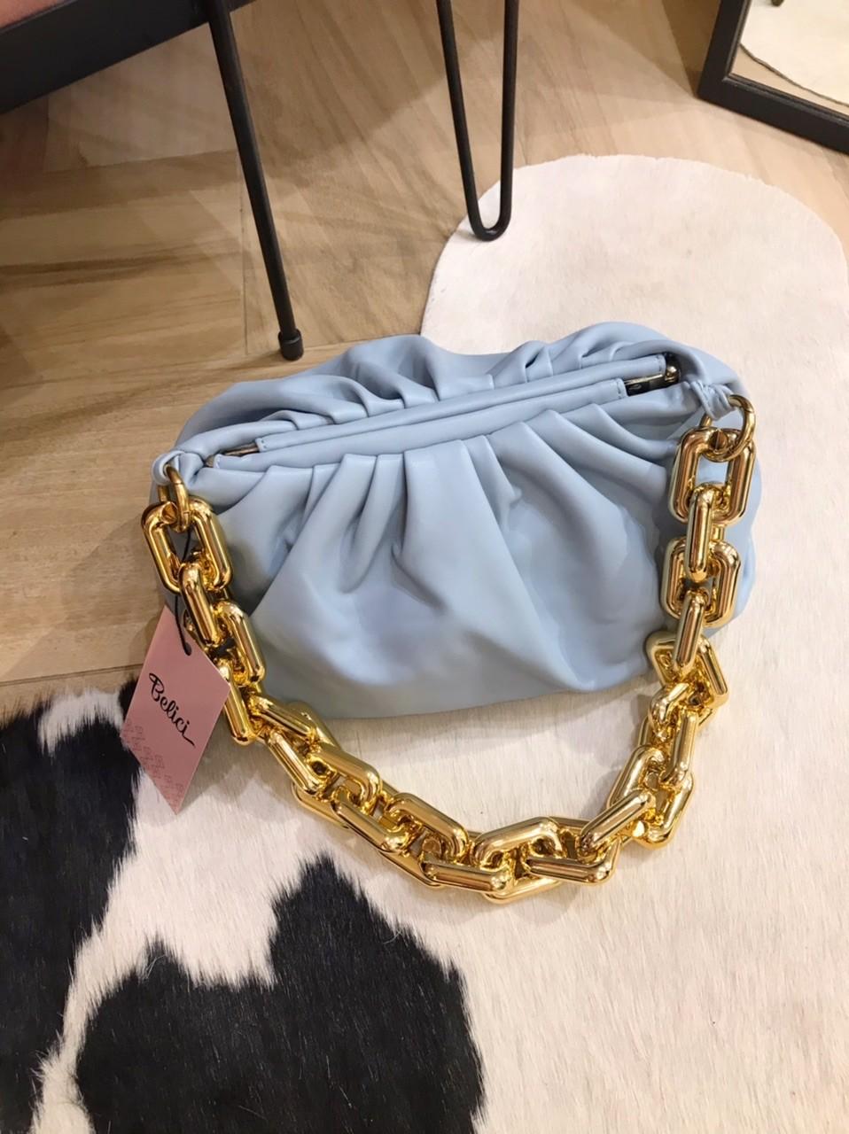 Bolsa Venetta Azul Candy