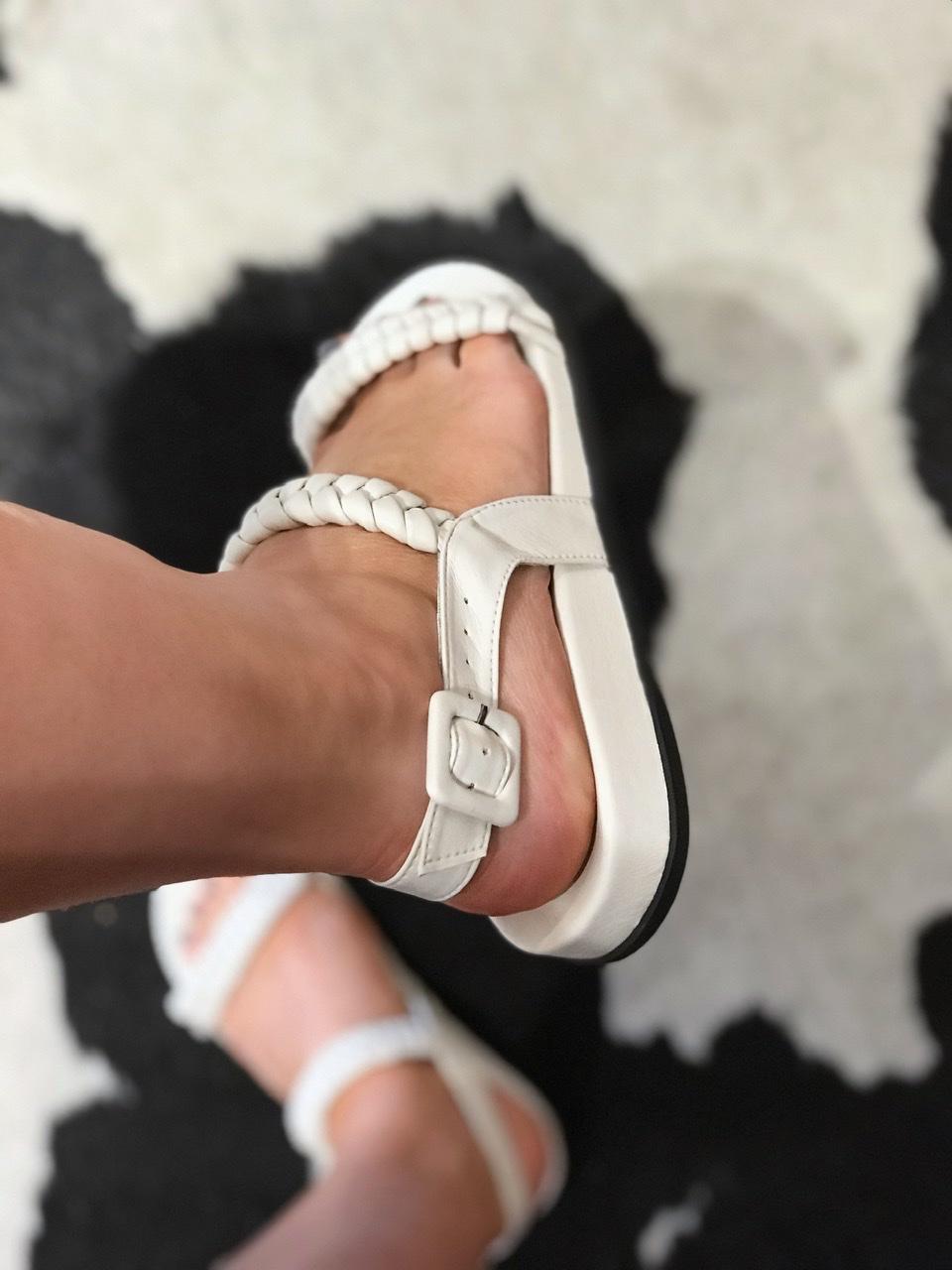 Papete Lyra Off White
