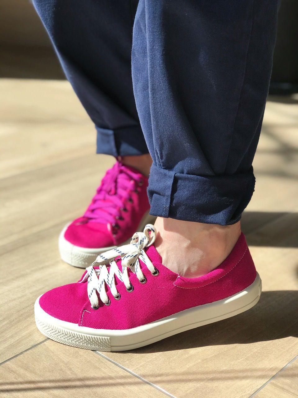 Tênis Belici Essencial Pink