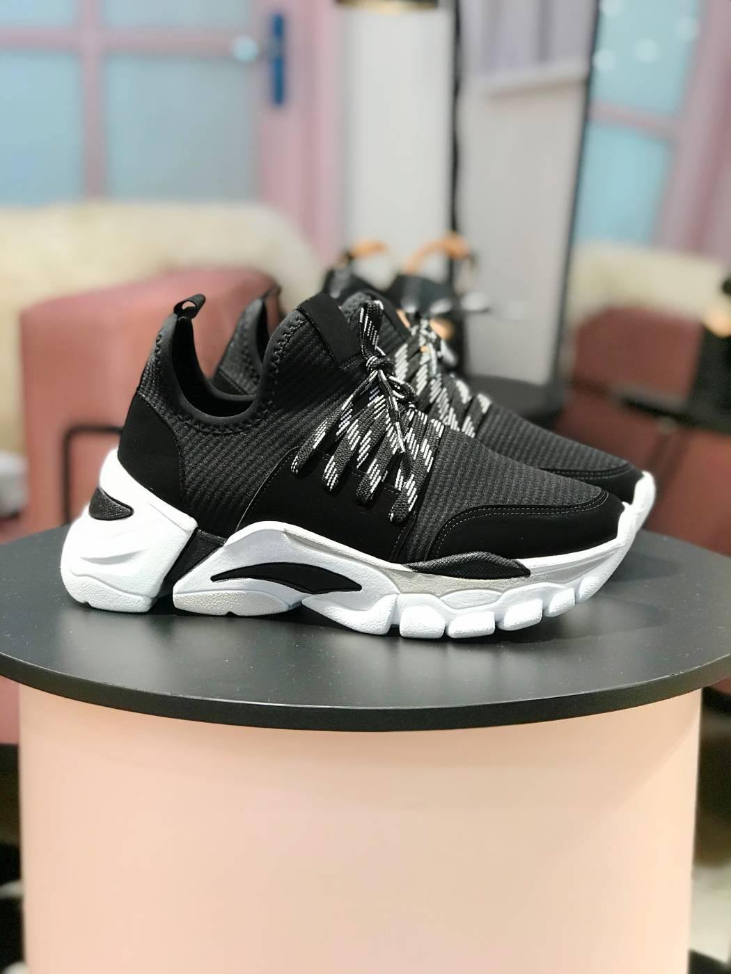 Tênis Sneaker Dulce Preto
