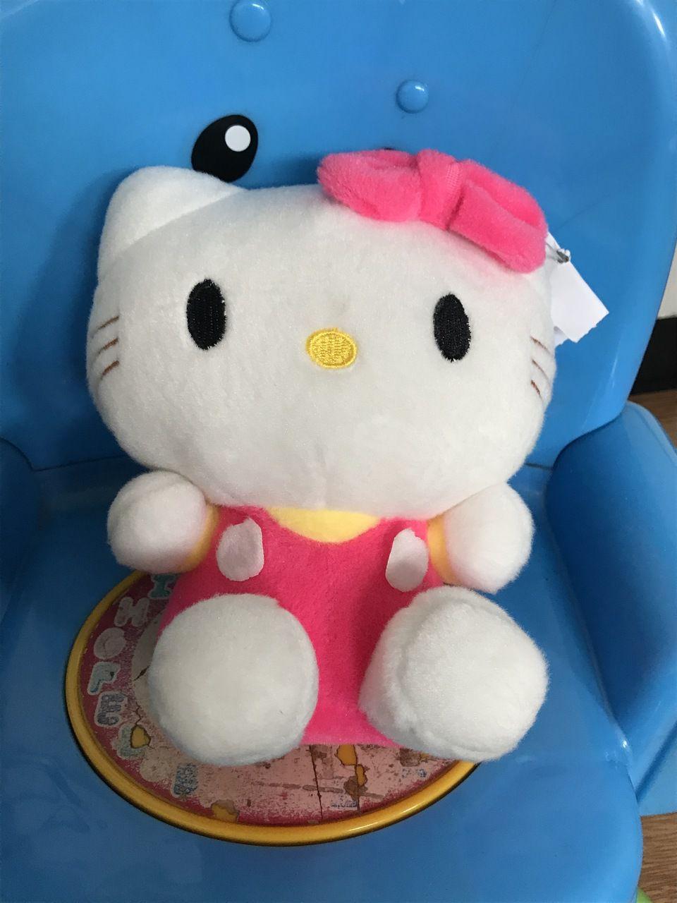 Brinquedo Hello Kitty Pelúcia