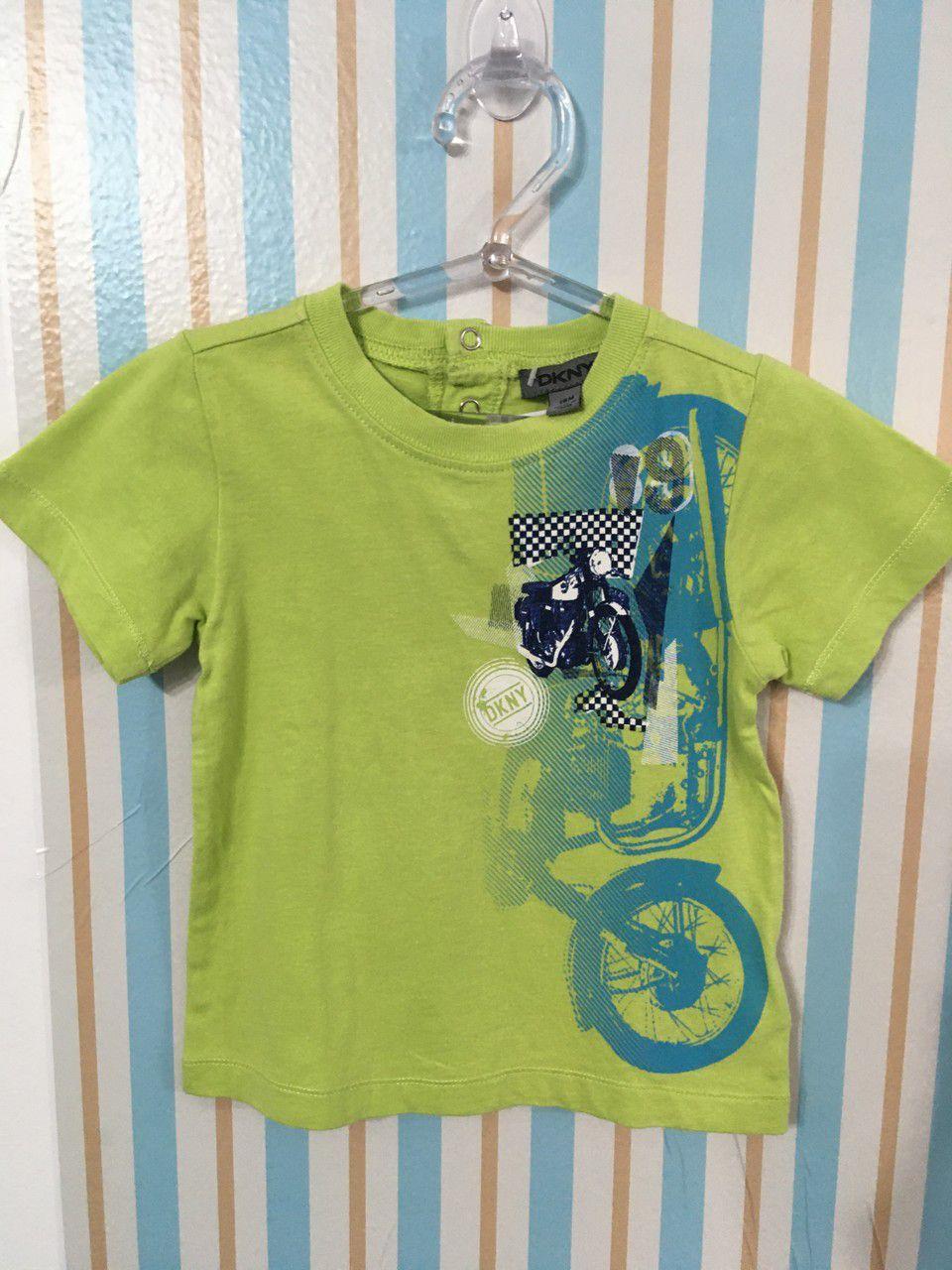 Camiseta DKNY - 18 Meses
