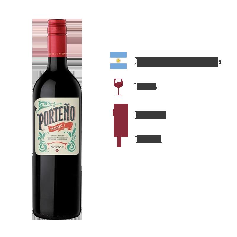Porteño Malbec