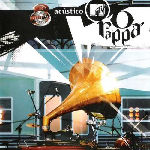 O Rappa Acústico Mtv LP Duplo